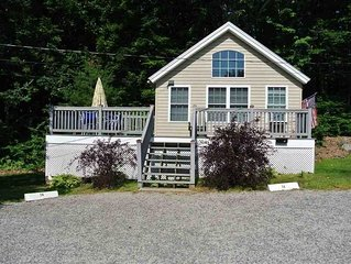Cozy 3 Bedroom Cottage on Lake Winnipesaukee!
