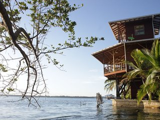 Private Mango Eco-House for snorkeling lovers!