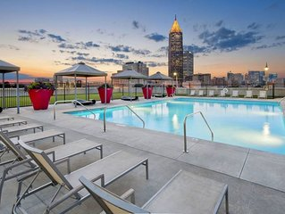 Luxury Midrise loft Downtown Atlanta