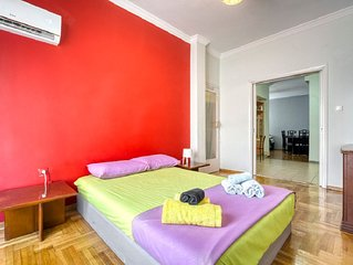 Spacious Apartment in the heart of Athens