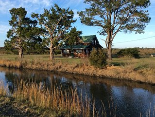 Farm house- 1 mile from Pamlico Sound