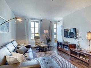 Le 1175 for rent - Old Port Quebec City