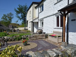Carreg Cottage is in a fantastic location in Capel Curig, right in the heart of