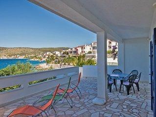 Ferienwohnung Modri Dragulj  A2(4)  - Razanj, Riviera Sibenik, Kroatien