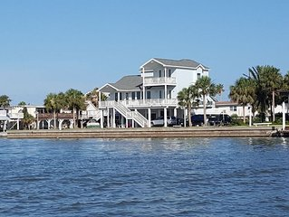 Blue Marlin is a stunning newer Bayfront home!