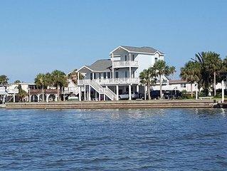 Blue Marlin is a stunning newer Bayfront home!