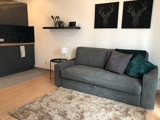 Apartment Mila - ganze Wohnung mit Küche und Terrasse nähe Messe