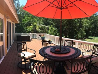 Weeki Wachee Luxury River Front House