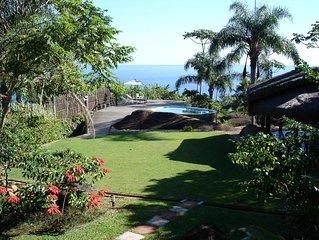Sítio Rodamonte - uma ilha dentro da ilha: natureza, sossego e privacidade.