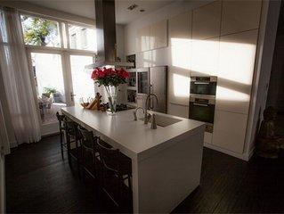 Luxe city appartement met terras in het quartier latin van Maastricht (centrum)