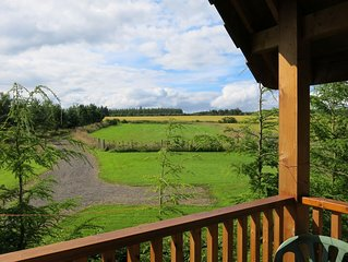 The Hayloft 1st Floor Studio Apartment, Near Fortrose, Black Isle, Highlands
