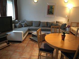 Ferienwohnung Kaiser/ ruhige Wohnung /nahe Innenstadt