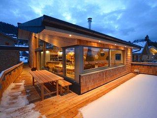 Traumhaftes Luxus Chalet - mitten im Skigebiet Dachstein-West