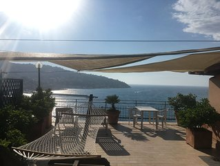 Traumurlaub in Porto Santo Stefano. Wundervolles Ferienhaus mit Meerblick