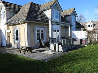Ferienhaus Franzen: Komfortabel eingerichtet mit Garten, Sauna und Terrasse