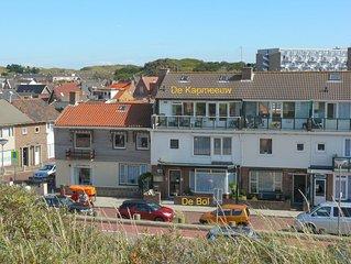 Meerblick, Direkt am Strand und Centrum, Sonnenterrasse, 3 Schlafzimmer,luxurios
