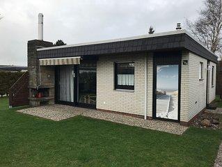 'Ferienhaus-zur-Friesenkoje' am Weltnaturerbe 'Wattenmeer' gelegen.