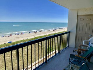 Direct Ocean Front on 6th floor of Water Pointe II - WP 603