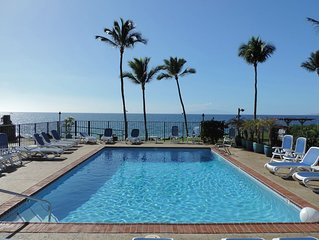514 - Oceanfront - great location