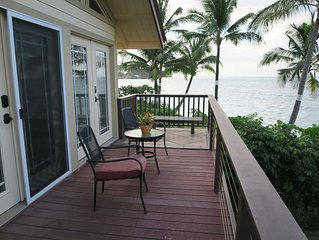 Idylliic beachfront private guest suite on the beautiful North Shore of Oahu