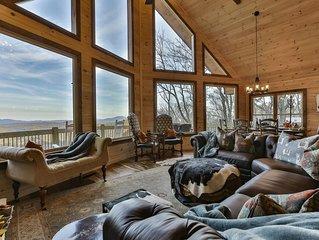 Splendid Summit - Luxury MTN Home *4BR* Long Views **Brand New** Near Town!