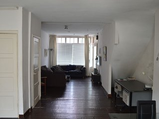 110 Sq Meter Ground Floor Apartment in Jordaan