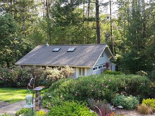 Owl Creek Cottage, Quiet Country Lane, Forest & Views With Private Hot Tub