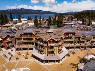 Luxurious Condo in the Middle of Downtown McCall