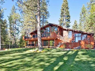 Dollar Point Modern Luxury Lakeview, North Lake Tahoe, Hot Tub