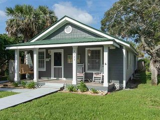 Seaside Cottage - lovely home, covered porches, beautiful beaches