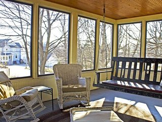 Spacious home just a short jaunt from Holland State Park - Sleeps 18