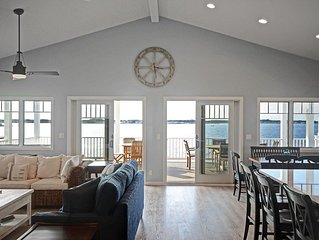 Gorgeous home in Fenwick. True getaway at the beach!