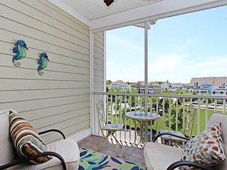 26302: MINI-WEEKS! 3BR Bayside resort condo   Pools, golf & more!