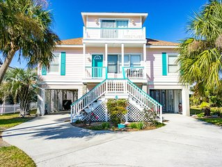 Five Bedroom Oceanview Home, Kid Friendly, Beautiful Sunsets