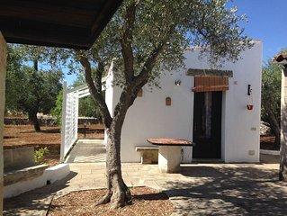 Salento Residence Eliados Bungalow in legno