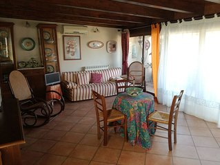 Appartamento tra il Golfo di Castellammare e 'Le vie del Vino'