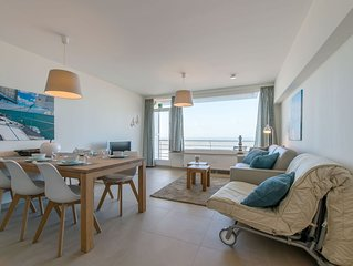 Cosy studio with sea view in Ostend