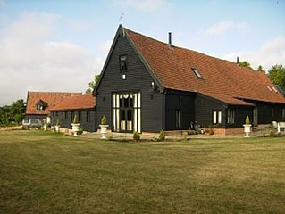 Welcome to Doves Barn Luxurious Self-Catering Property nr Needham Market Suffolk
