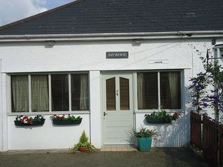 Apartment (annex) on the edge of The Forest Of Dean, 1 mile from river Wye