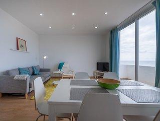 Apartamento vista playa y mar