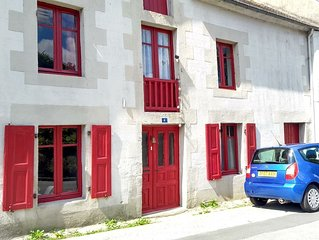 Lovely and Authentic Peaceful Rustic French Village House