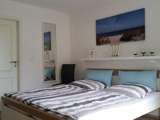 Komfortable gemütliche 1-Raum-Wohnung für 2 Personen