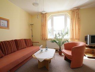 modern eingerichtetes 2-Zimmer-Appartement mit Balkon