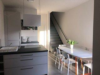 Moderne Ferienwohnung im Stadtzentrum von Dippoldiswalde