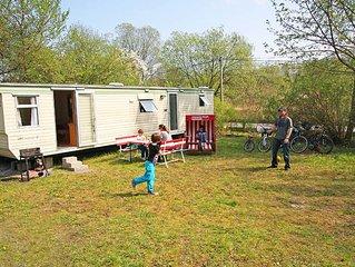 Markgrafenheide: individueller Urlaub fur die grosse Familie im Mobilhome