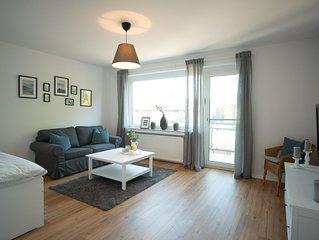 Erstklassige 52qm Wohnung am CentrO