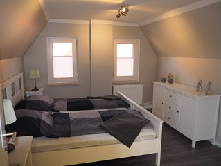 Hygge Hus fur max. 7 Personen mit Sauna (WLAN frei)