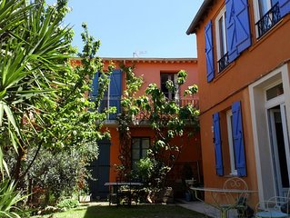 calm and charming 3* house historical center of Béziers