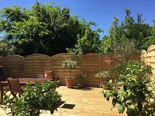 Appartement 3 pieces avec Terrasse et jardin privatif