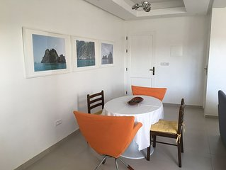 1 min de la plage confortable appartement renove